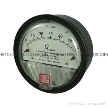 氣體微差壓表 5