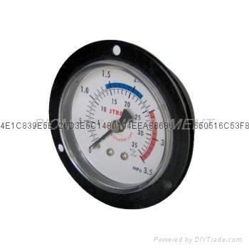 耐震冷媒压力表 2