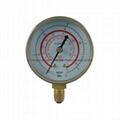 耐震冷媒压力表 9