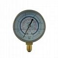 耐震冷媒压力表 10
