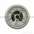 全不锈钢耐震电接点压力表 4