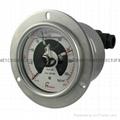 全不锈钢耐震电接点压力表 7