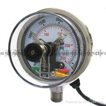 進口電接點壓力表 2