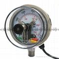 进口电接点压力表 2