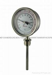 双金属表式温度计