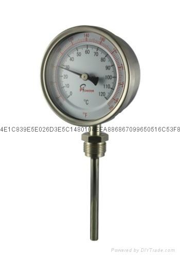 双金属温度计 1