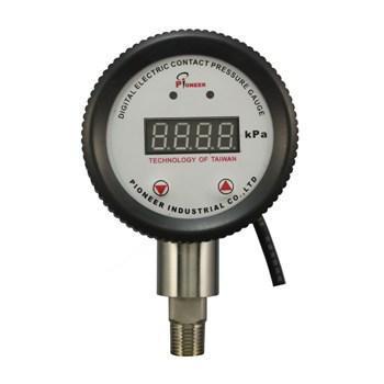 Pioneer牌63mmPP壳耐腐蚀数显压力表