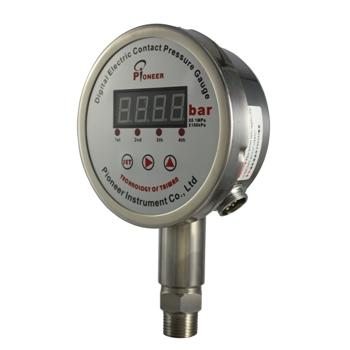 PIONEER高精度数字电接点压力表压力开关