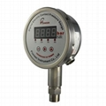 PIONEER高精度数字电接点压力表