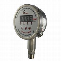 PIONEER高精度數字電接點壓力表
