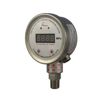 数字式电接点压力表 2