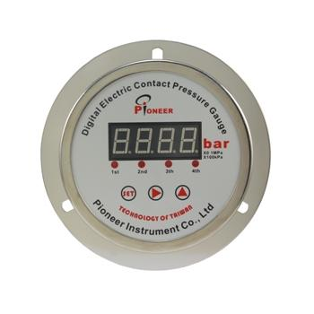 Digital electric contact pressure gauge 3