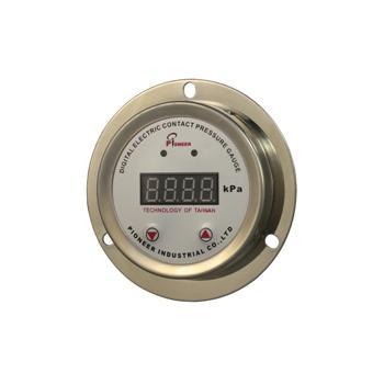 数字式电接点压力表 4