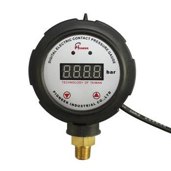 数字式电接点压力表 6