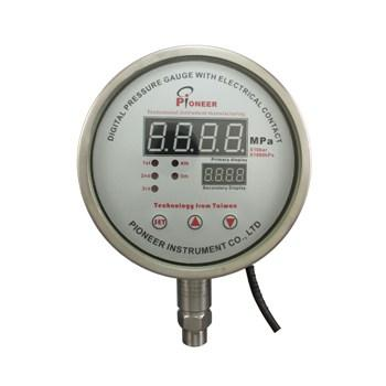 Digital electric contact pressure gauge 7