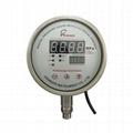 数字式电接点压力表 7
