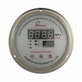 Digital electric contact pressure gauge 8