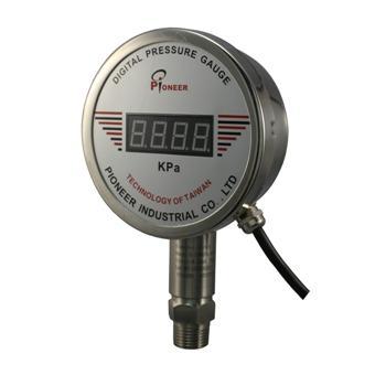 precision digital pressure gauge 4