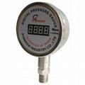 precision digital pressure gauge 6