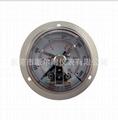 100mm不锈钢电接点压力表 6