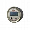PIONEER牌63mm電池供電數顯壓力表 4