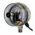 優質PIONEER牌電接點壓力錶廠家直銷