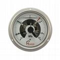 PIONEER牌坚固型电接点压力表厂家直销