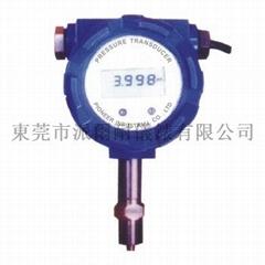 Intelligentize pressure transducer