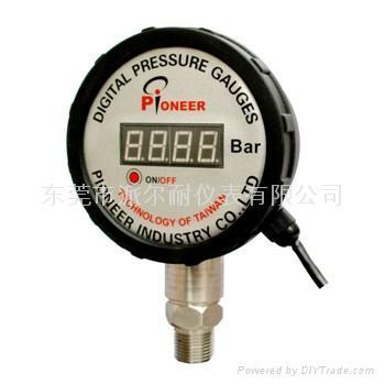 precision digital pressure gauge 1