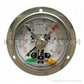 全不锈钢耐震电接点压力表 2