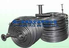 大型制药钛管换热器