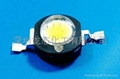 大功率LED加温烤干型透镜填充
