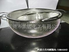 凯盟牌不锈钢电解抛光液DH616