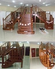 北京實木樓梯
