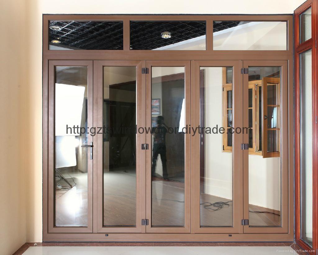 Folding Doors Product : Aluminum folding door china manufacturer product