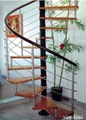 stainless steel handrail and railing with balustrade