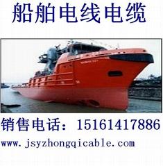 船用電纜 CBVR