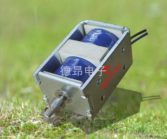 H4车灯保持式电磁铁 4