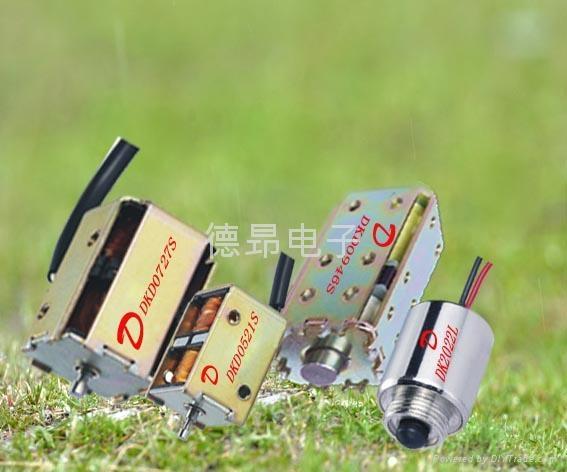 H4车灯保持式电磁铁 5