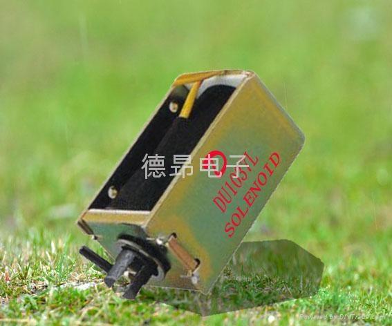 纺织机电磁铁DU0946S-24A70  4