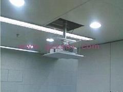 竹节式投影机吊架