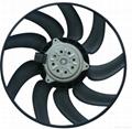 8K0959455F 奥迪A4L/A5/Q5 电子风扇 1