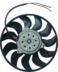 4F0959455A 奧迪A6L 電子風扇