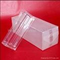 Plastic Gift Box/PP Folding Box/Clear