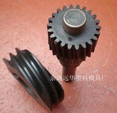 精密塑料齒輪模具