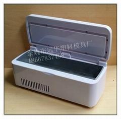 胰島素冷藏盒模具