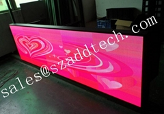 Indoor SMD Full Color LED Panel Screen