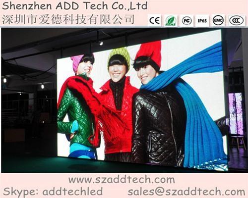 P7.6mm Indoor LED Panel 1