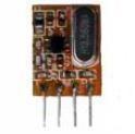 315M/433M无线射频ASK发射模块TX5出口认证FCC 1