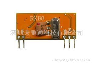 超外差无线接收模块RXB8 RXB9 RXB35 1